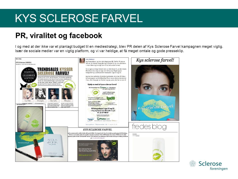 PR, viralitet og facebook
