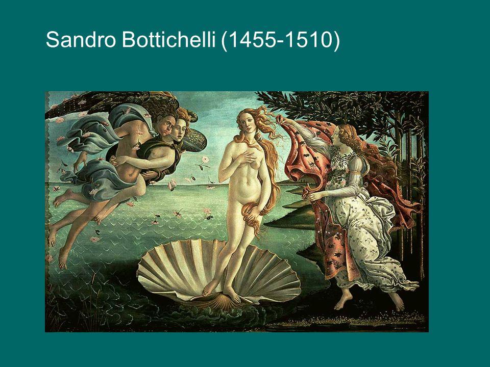 Sandro Bottichelli (1455-1510)