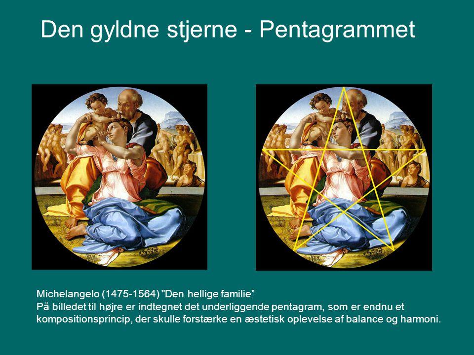Den gyldne stjerne - Pentagrammet