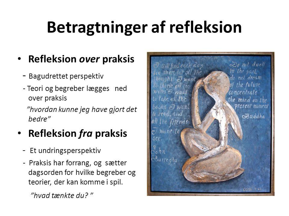 Betragtninger af refleksion