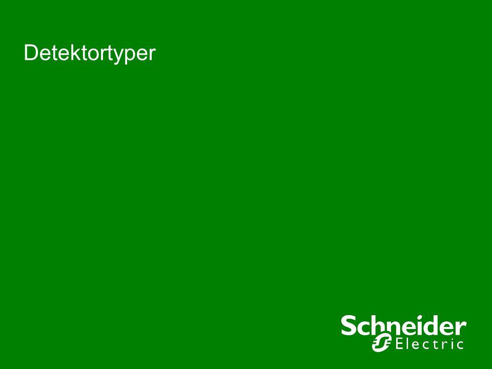 Detektortyper