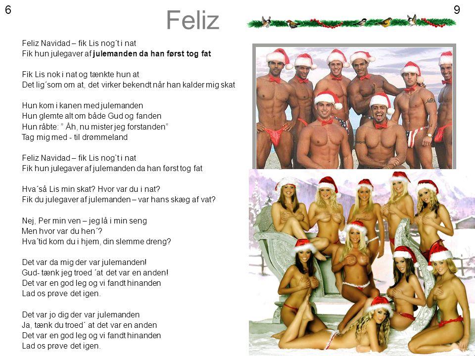 Feliz 6 9 Feliz Navidad – fik Lis nog´t i nat