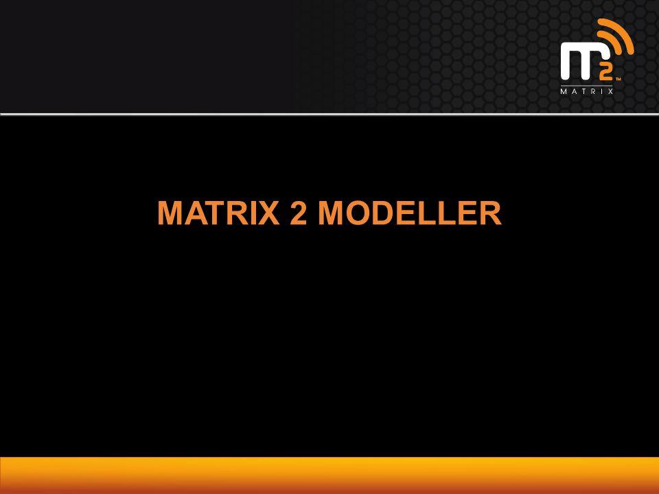 MATRIX 2 MODELLER