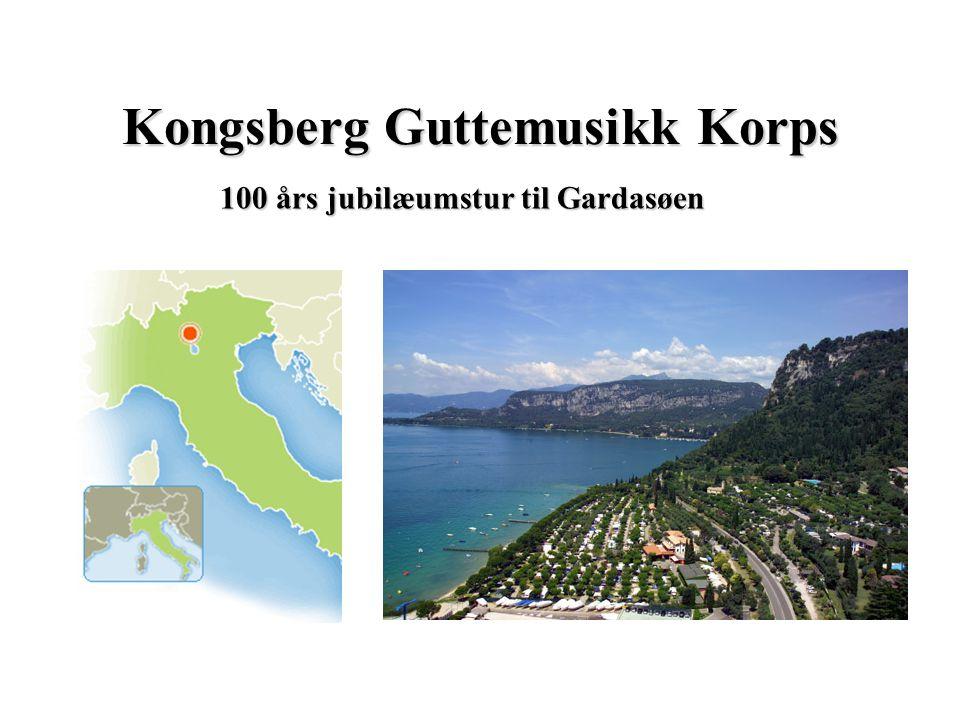 Kongsberg Guttemusikk Korps