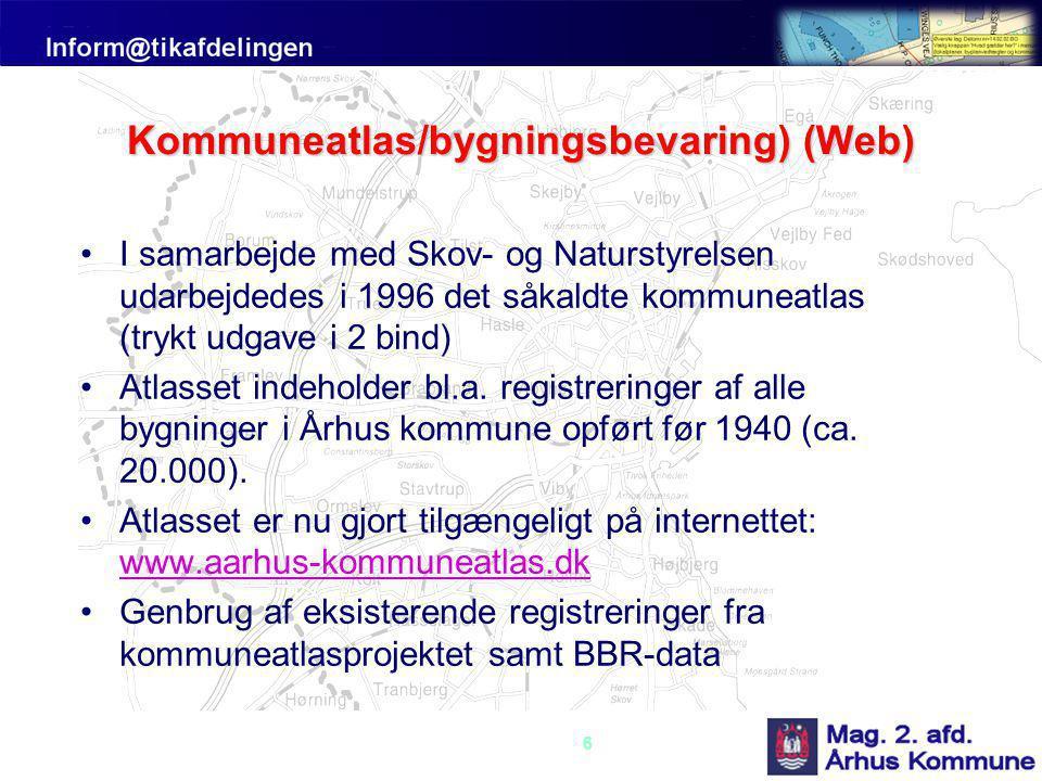Kommuneatlas/bygningsbevaring) (Web)