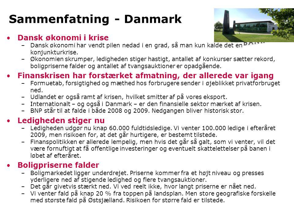 Sammenfatning - Danmark