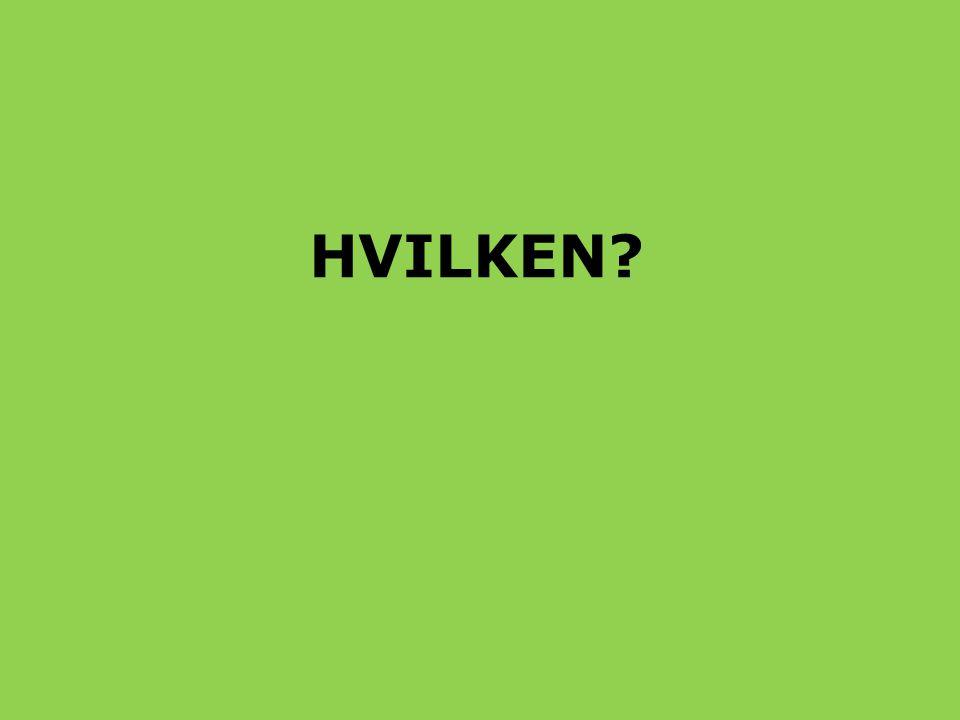 HVILKEN