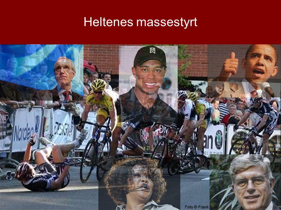Heltenes massestyrt
