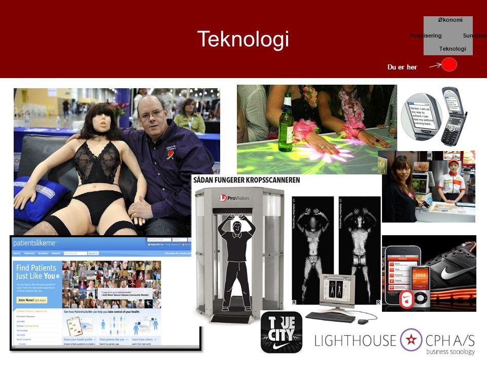 Teknologi Økonomi Polarisering Sundhed Teknologi Du er her
