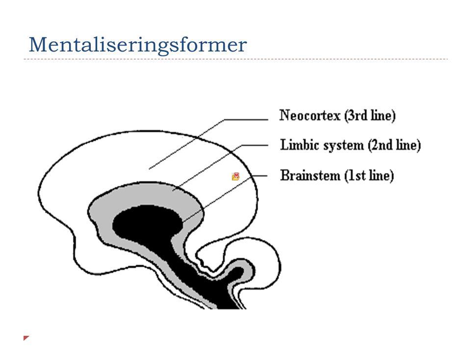 Mentaliseringsformer