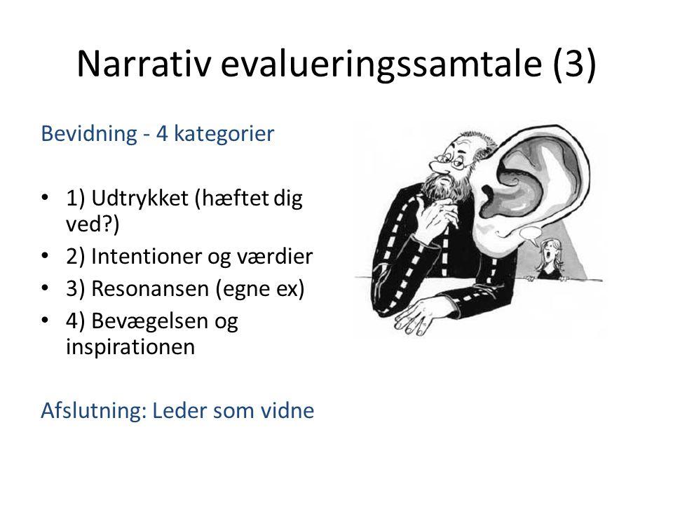 Narrativ evalueringssamtale (3)