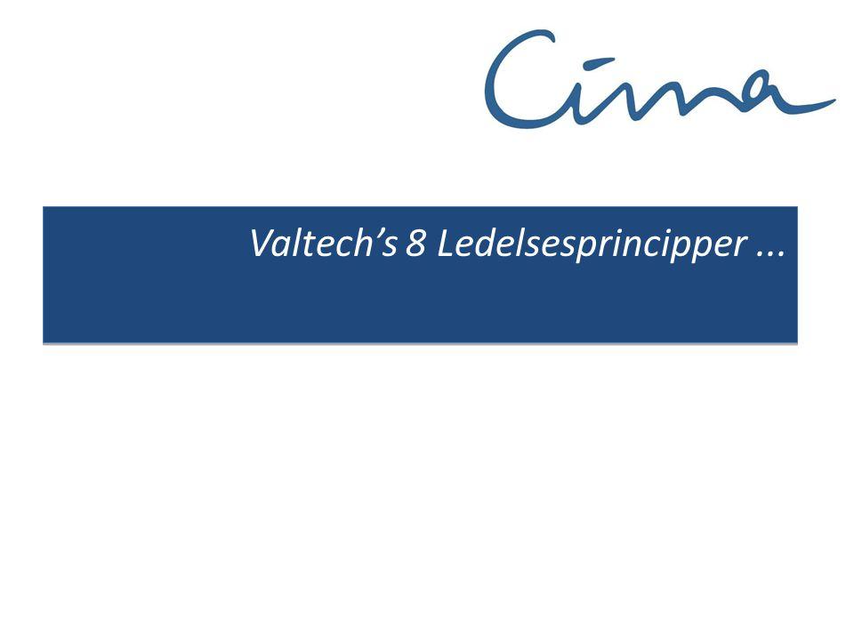 Valtech's 8 Ledelsesprincipper ...