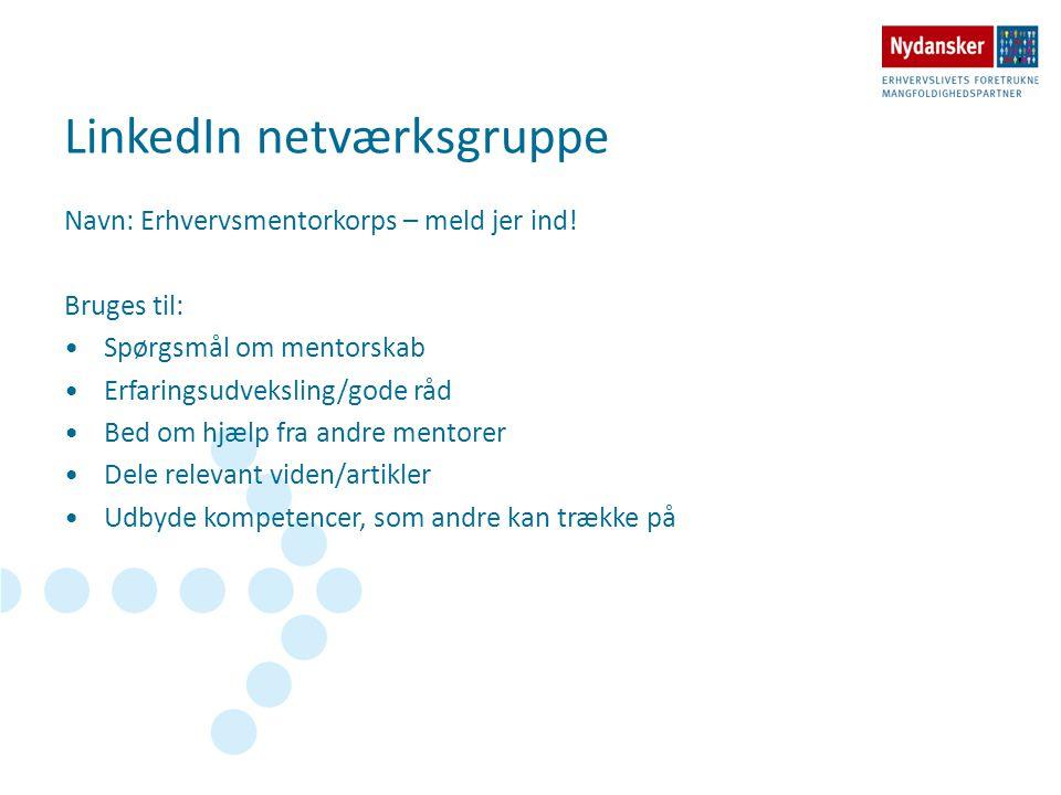 LinkedIn netværksgruppe