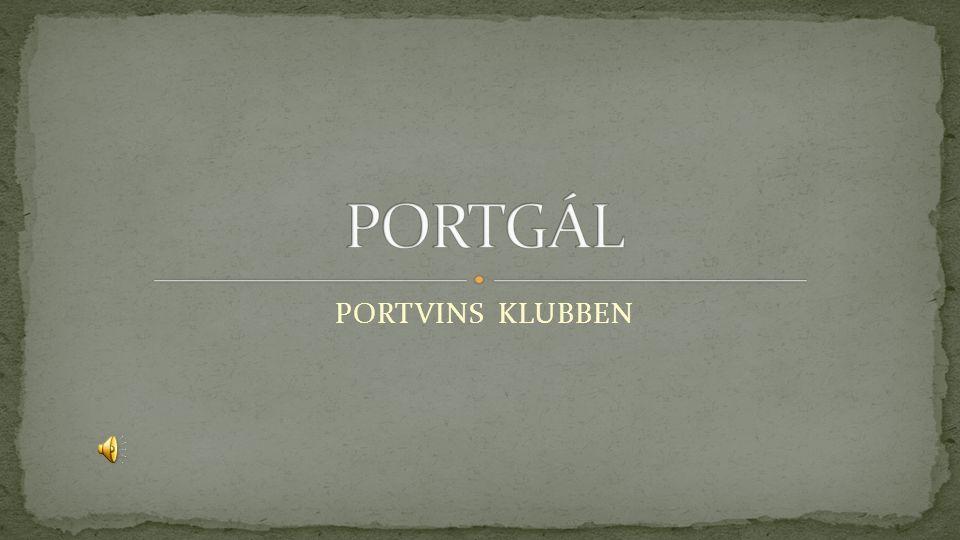 PORTGÁL PORTVINS KLUBBEN