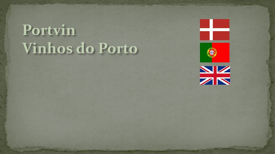 Portvin Vinhos do Porto