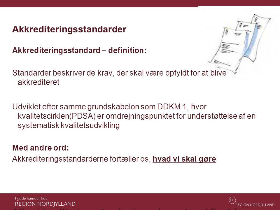 Akkrediteringsstandarder
