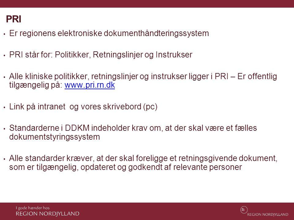 PRI Er regionens elektroniske dokumenthåndteringssystem