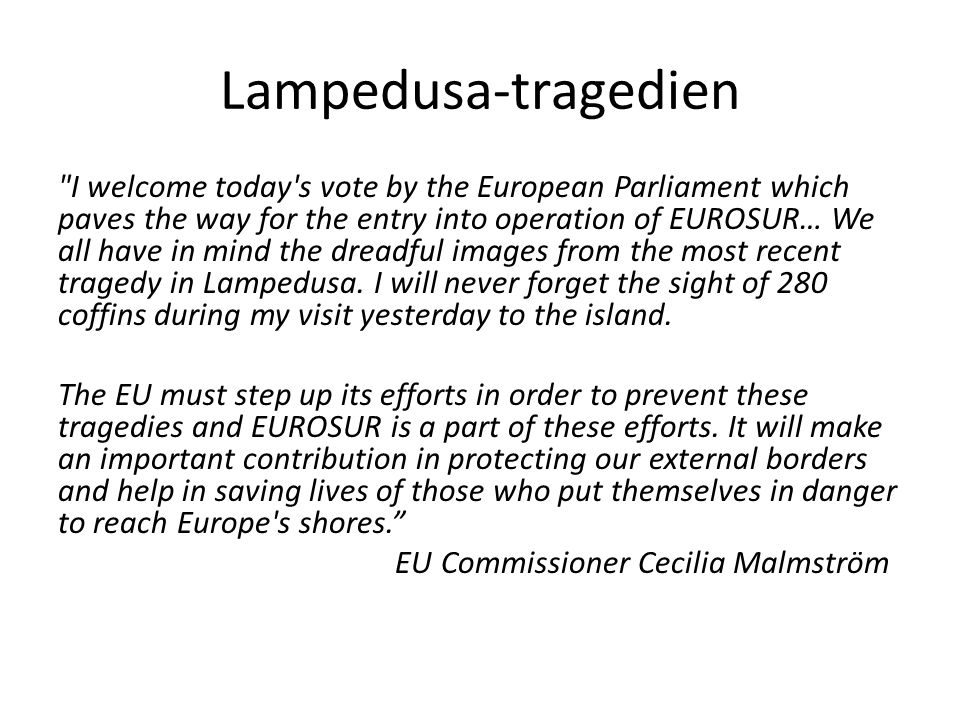 Lampedusa-tragedien
