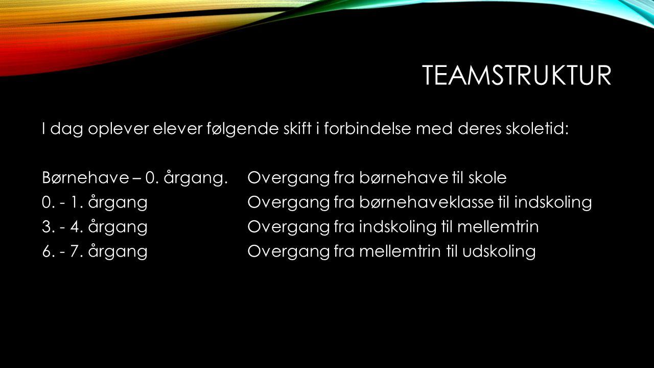 Teamstruktur
