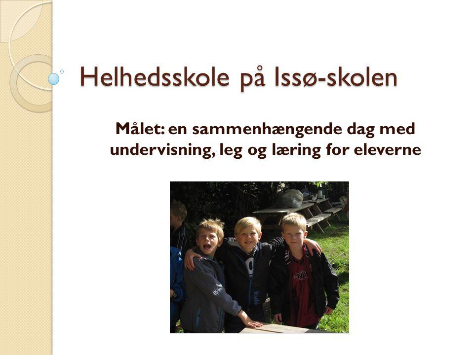 Helhedsskole på Issø-skolen