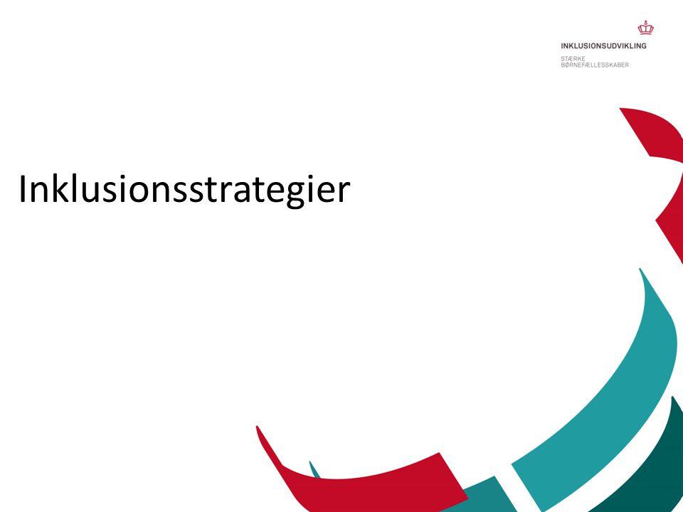 Inklusionsstrategier