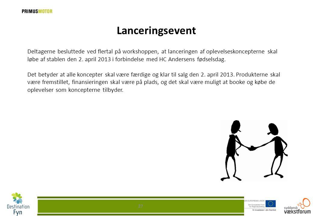 Lanceringsevent