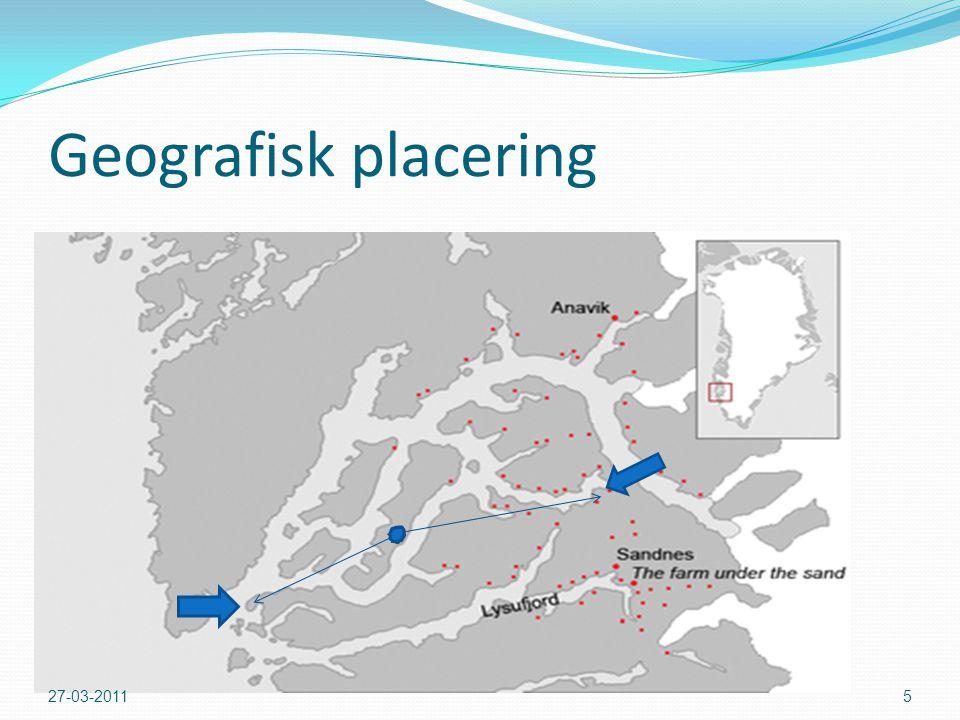 Geografisk placering Kapisillit befinder sig inde i Nuuk fjord ca. 2 timers sejlads fra Nuuk.