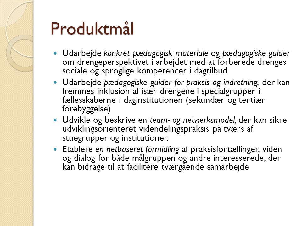 Produktmål