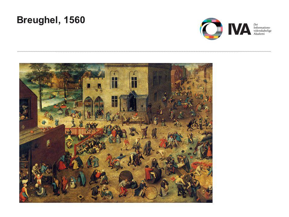 Breughel, 1560