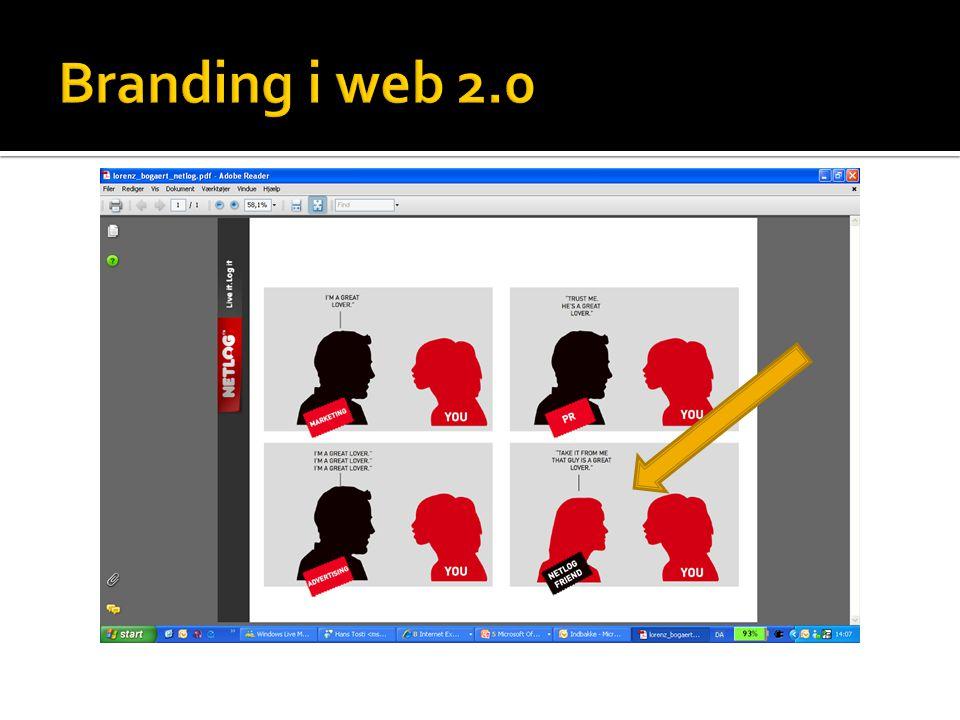 Branding i web 2.0