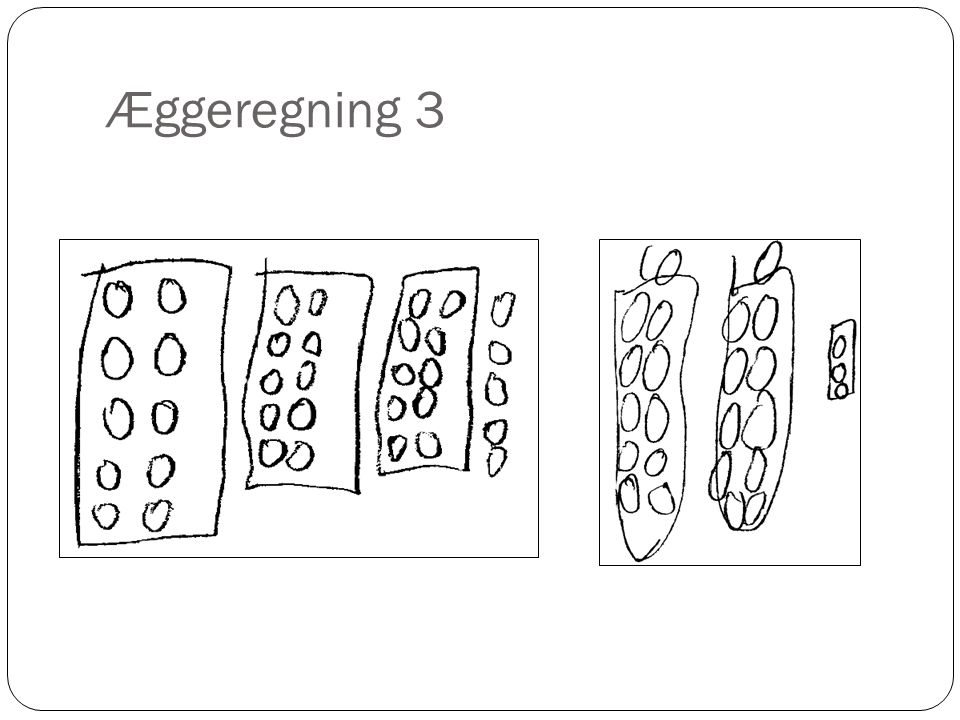 Æggeregning 3