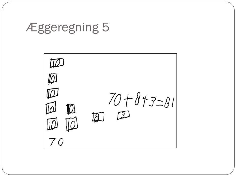 Æggeregning 5