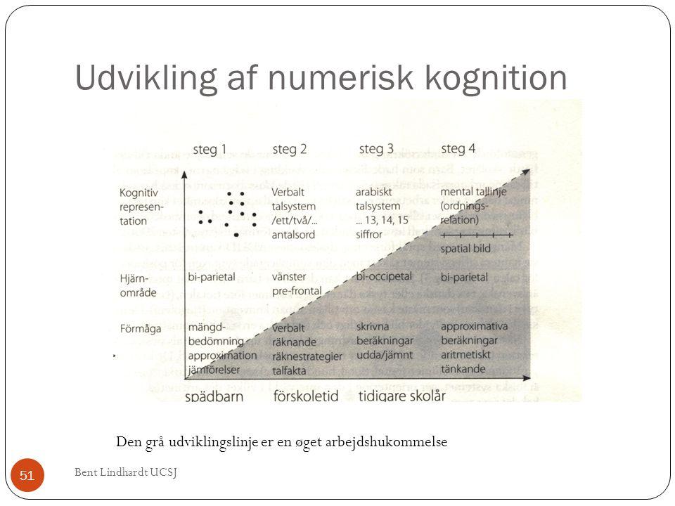 Udvikling af numerisk kognition