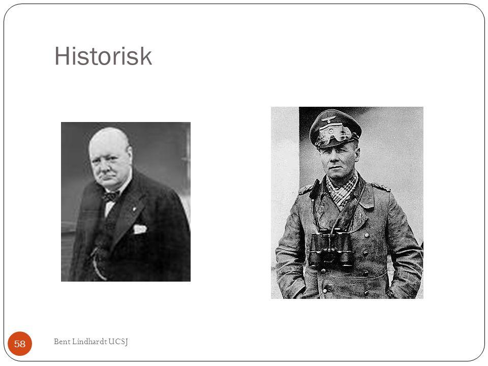 Historisk Bent Lindhardt UCSJ