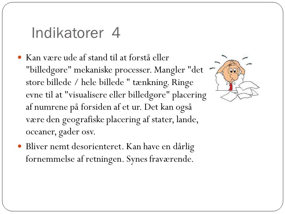 Indikatorer 4
