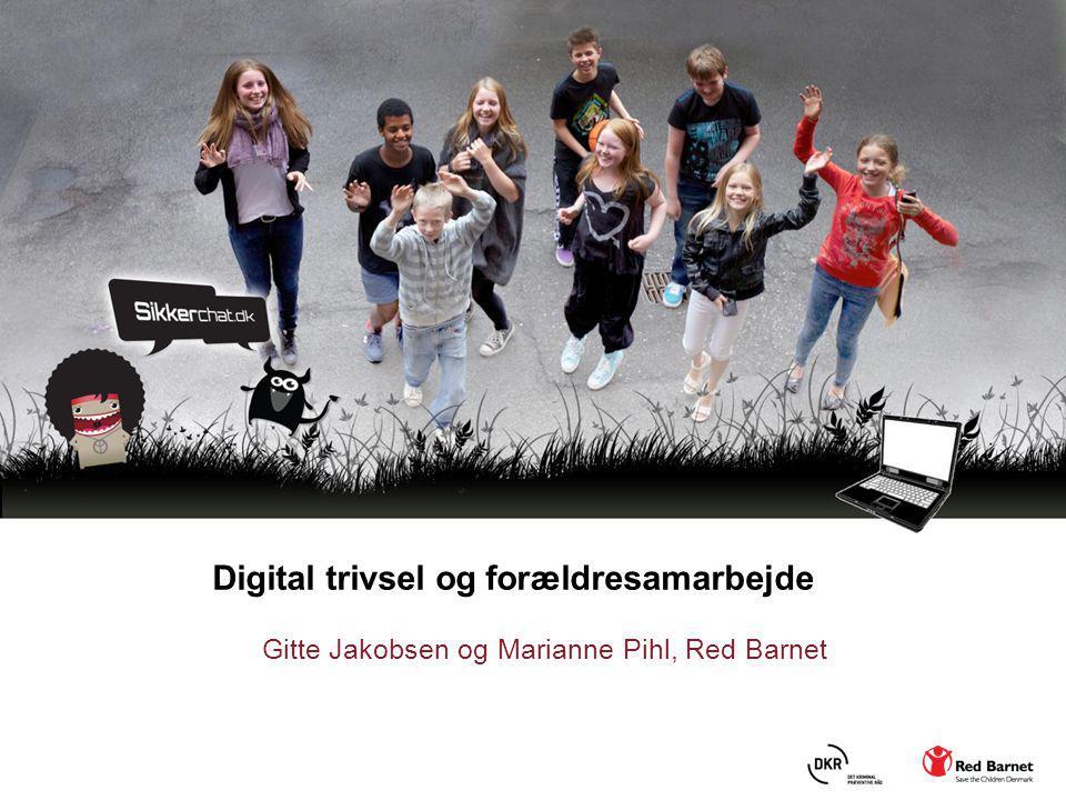 Digital trivsel og forældresamarbejde
