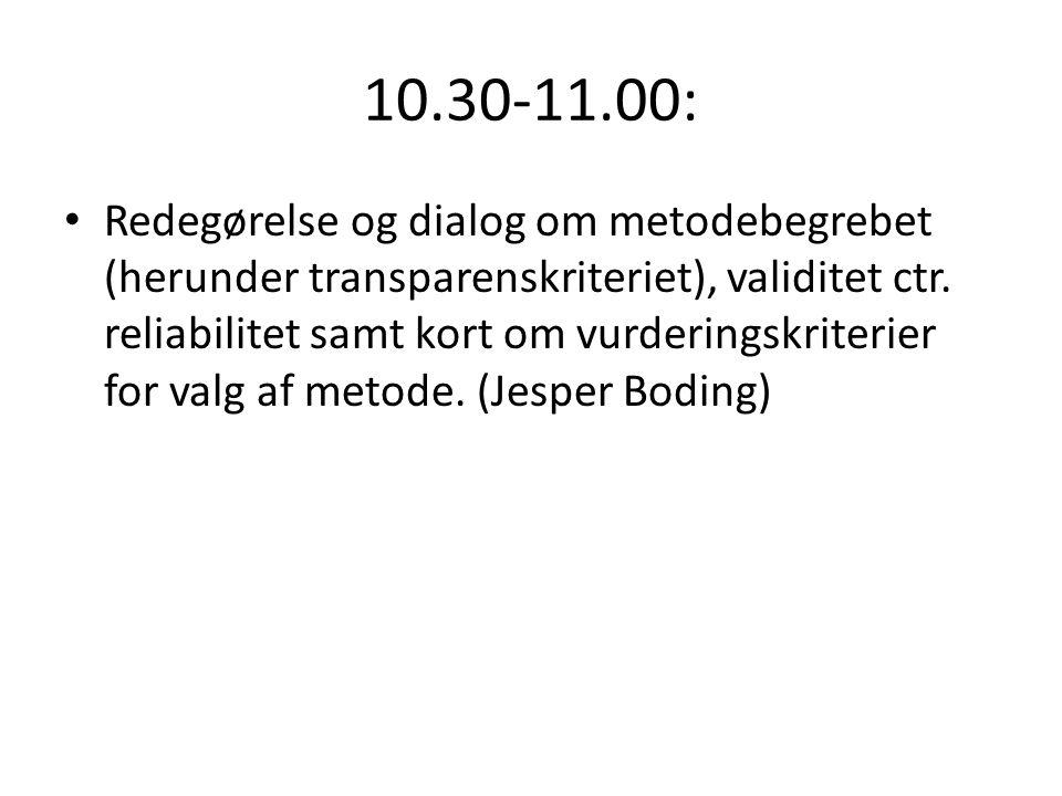 10.30-11.00: