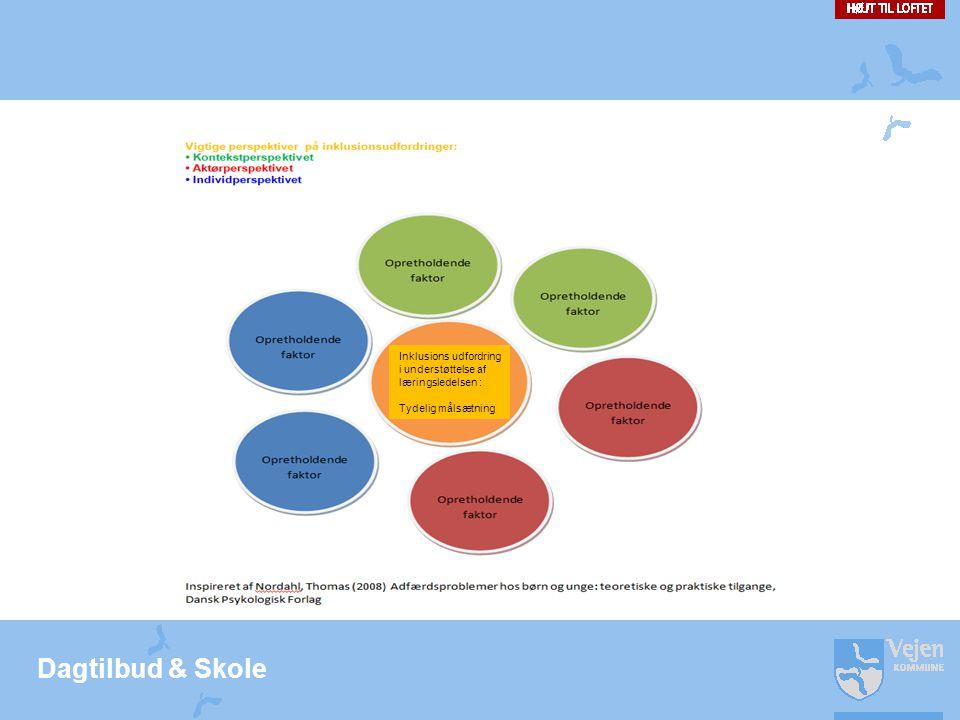 Inklusions udfordring i understøttelse af læringsledelsen :