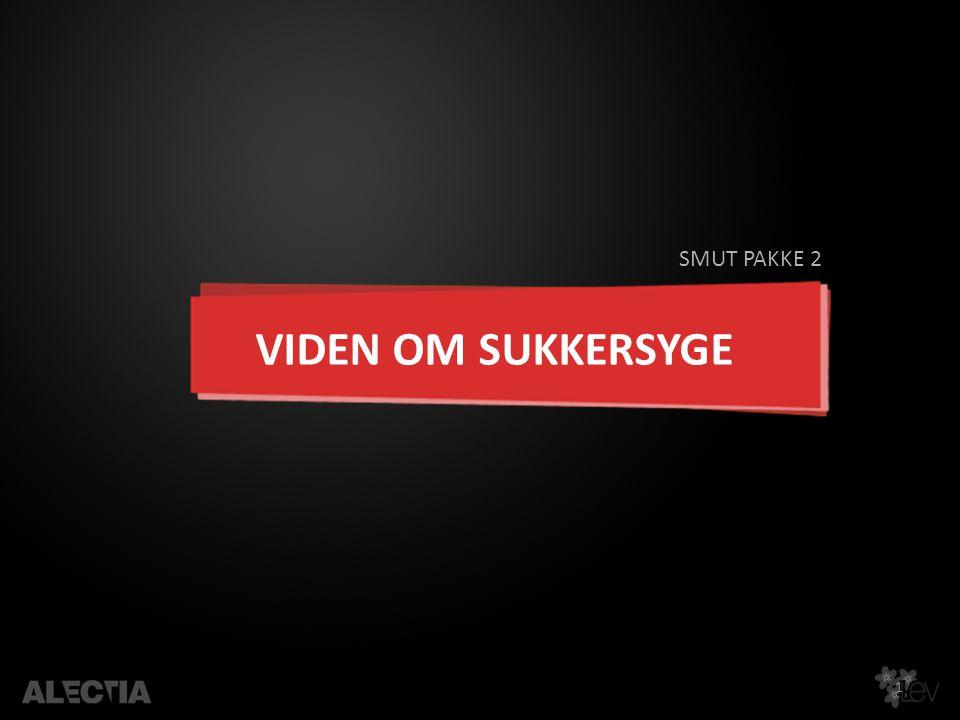 SMUT PAKKE 2 VIDEN OM SUKKERSYGE