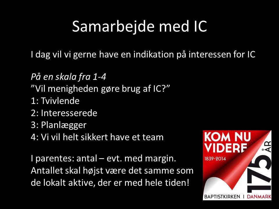 Samarbejde med IC
