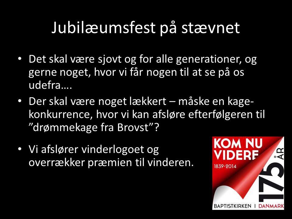 Jubilæumsfest på stævnet