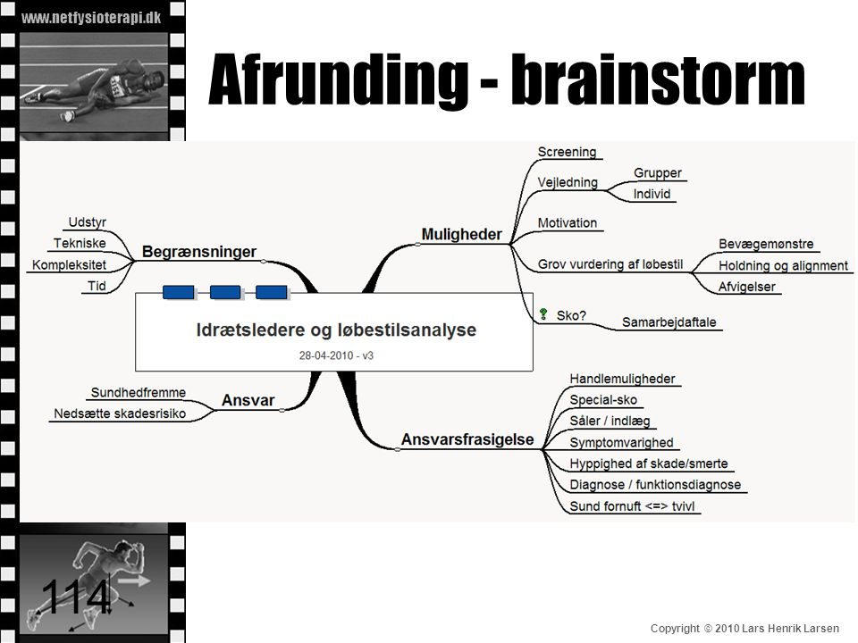 Afrunding - brainstorm