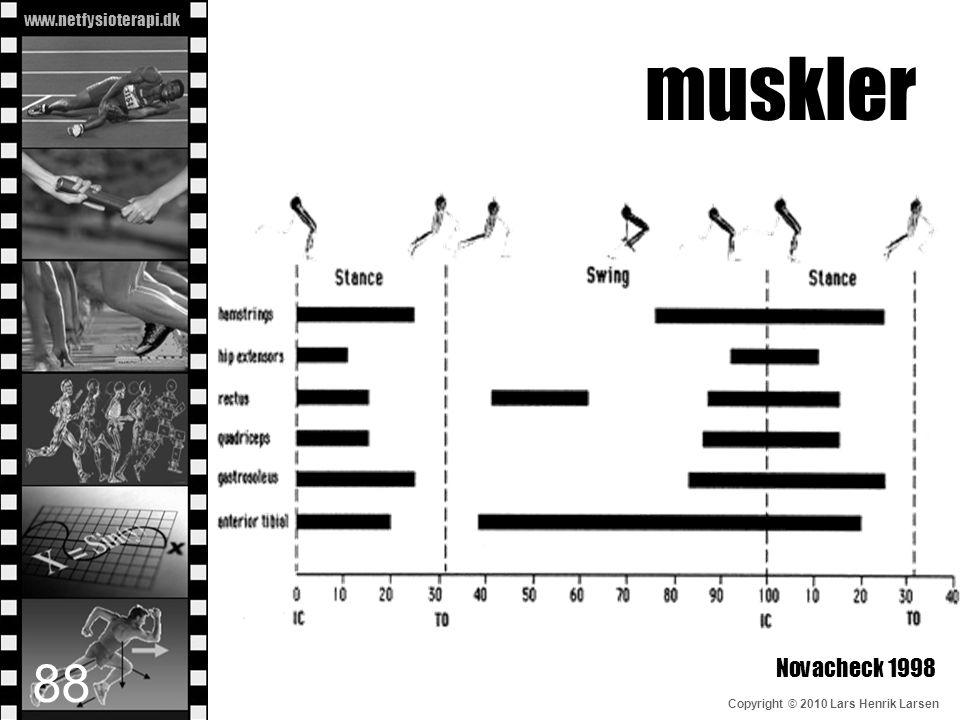 muskler Novacheck 1998