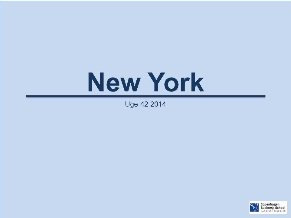 New York Uge 42 2014