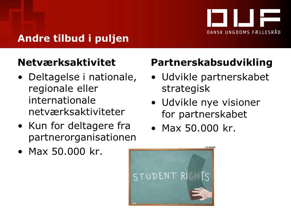 Partnerskabsudvikling