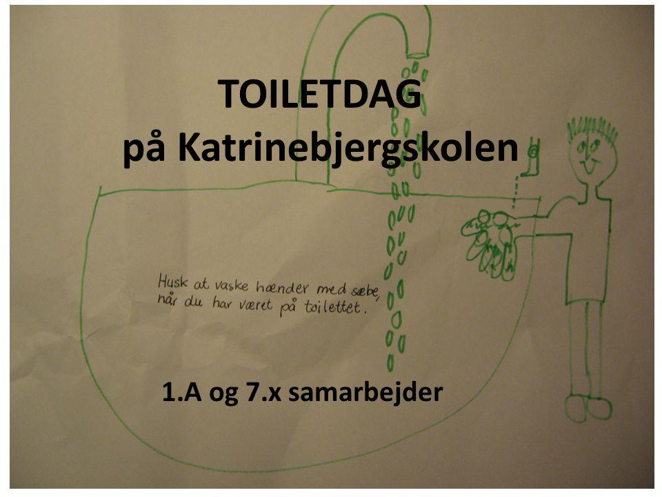 TOILETDAG på Katrinebjergskolen