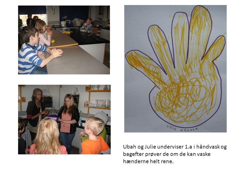 Ubah og Julie underviser 1