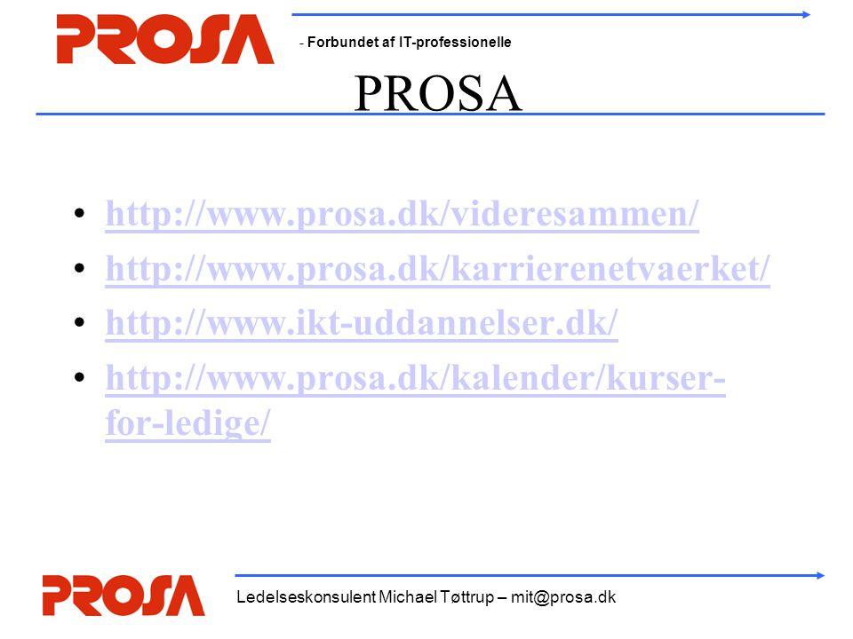PROSA http://www.prosa.dk/videresammen/