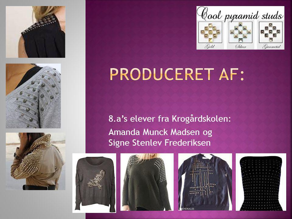 Produceret af: 8.a's elever fra Krogårdskolen: