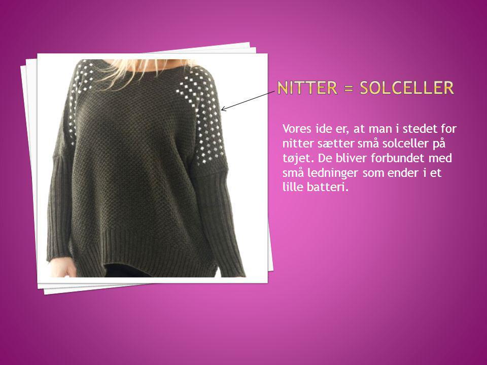 Nitter = Solceller